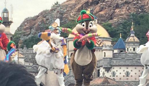 パーフェクトクリスマス2016!観賞する場所はここ!ミッキー広場の流れをご紹介!