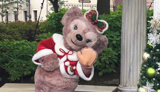 ダッフィー・シェリーメイのクリスマス!2016年グリーティング衣装はこちら☆